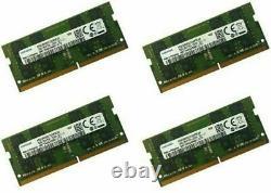 128GB 4X32GB SAMSUNG DDR4 2666 MEMORY RAM FOR iMac 27-inch Retina 5K Display 202
