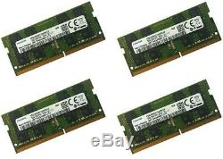128gb (4x32gb) Samsung Ddr4 2666 Memory Ram For 2019 5k Apple Imac 19,1