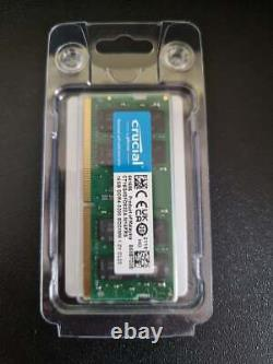 16GB 3200MHz DDR4 Crucial SODIMM Laptop Memory Ram PC4-25600 CL22