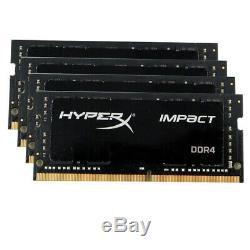 16GB 32GB 64GB DDR4 2666MHz For HyperX Impact CL15 SO-DIMM Laptop Memory RAM AK+