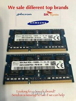 16GB Memory RAM COMPATIBLE WITH Dell Latitude E6440 Laptop/Notebook (2x8GB)