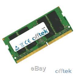 16GB RAM Memory Asus GL552VW-DH71 ROG (DDR4-17000) Laptop Memory OFFTEK