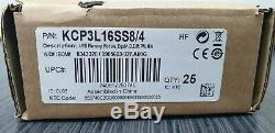 25 x Kingston KCP3L16SS8/4 SODIMM DDR3L 1600Mhz Laptop Memory RAM 4GB BRAND NEW