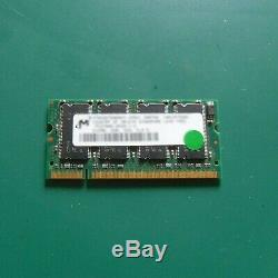 256 512MB 1GB DDR1 Laptop RAM PC2700 266MHz 333MHz SO-DIMM Memory 200-pin Lot