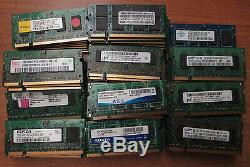 2GB DDR2 Laptop RAM Memory 2 X 1GB DDR2 555 666 800 SODIMM PC2-6400 200pin RAM