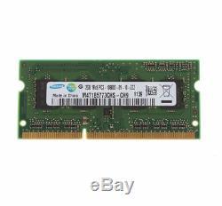 2gb Ddr3 Laptop Memory Pc3 10600s 4gb Ram Sodimm 204 Pin 1333mhz