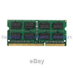 32GB 16GB 8GB 4GB DDR3 1333 MHZ PC3-10600 S 204pin Sodimm Laptop Memory RAM lot