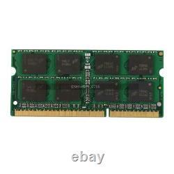 32GB (2X 16GB) DDR3L 1600 MHz PC3L-12800 204PIN SODIMM Laptop CRUCIAL Memory Ram