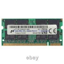 32GB (2X16GB) Laptop Memory Ram Kit for DDR3L 1600MHz PC3L-12800S 204PIN SODIMM