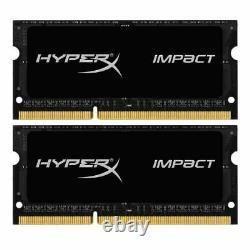 32GB 2x 16GB For Hyperx Impact 2666MHZ DDR4 260Pin 1.2V SODIMM Laptop Memory RAM