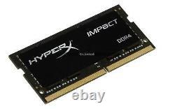 32GB 2x 16GB Laptop Ram for Kingston HyperX DDR4-2133MHZ PC4-17000 SODIMM Memory