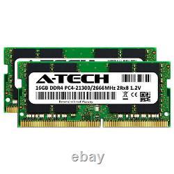 32GB 2x 16GB PC4-21300 DDR4 2666 Memory RAM for LENOVO LEGION LAPTOP Y730-15ICH