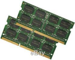 32GB DDR3 PC12800 2x 16GB PC3-12800 1600MHz Laptop SODIMM MEMORY RAM PC3-1600