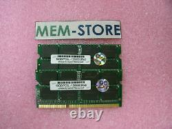 32GB SODIMM (2x16GB) DDR3L 1600MHz PC3-12800 Laptop RAM Memory