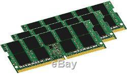 48GB (3x16GB) Memory PC4-17000 SODIMM For LAPTOP PC DDR4-2133MHz