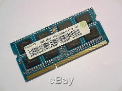 4GB DDR3-1600 PC3-12800 1600Mhz 1333 RAMAXEL LAPTOP RAM MEMORY ARBEITSSPEICHER