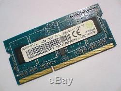 4GB DDR3L-1600 PC3L-12800 1600Mhz RAMAXEL RMT3170EB68F9W-1600 LAPTOP MEMORY RAM