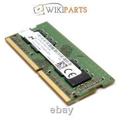 4GB RAM Laptop Memory Micron PC4-2133P SDRAM DDR4 MTABATF51264HZ-2G1B1