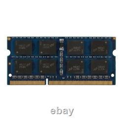 50XDDR3L 8GB Memory Ram 1600MHz 1.35V Sodimm Ram 204PIN Laptop Ram for AMD Ddr3