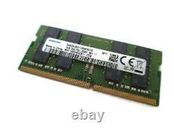 8GB 16GB Samsung PC4-21300 DDR4-2666V 2Rx8 Laptop RAM DDR4 memory