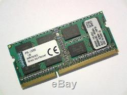 8GB DDR3-1600 PC3-12800 1600Mhz KINGSTON KTD-L3C/8G LAPTOP RAM MEMORY SPEICHER