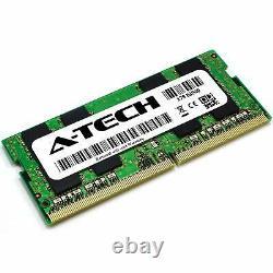 A-Tech 128GB Kit 4x 32GB PC4-25600 Laptop SODIMM DDR4 3200MHz 260-Pin Memory RAM