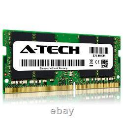 A-Tech 32GB 2x 16GB PC4-17000 Laptop SODIMM DDR4 2133MHz 2Rx8 Memory RAM 16G 32G