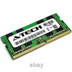 A-Tech 32GB 2x 16GB PC4-21300 Laptop SODIMM 260-Pin DDR4 2666 MHz Memory RAM Kit