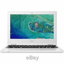 Acer 11.6 Chromebook Intel Celeron HD GRaphics 400 4GB RAM 32GB Flash Memory Wh