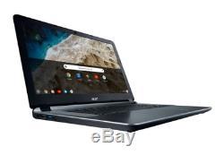 Acer 15.6 Chromebook Intel N3060 4GB RAM 16GB eMMC Flash Memory ChromeOS Gray