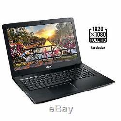 Acer Aspire E 15, 15.6 Full HD, 8th Gen Intel Core i3-8130U, 6GB RAM Memory, 1T