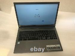Acer Chromebook 715 CB715 Core i5-8250U 16GB RAM 64GB Flash Memory No AC