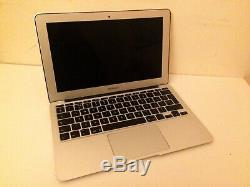 Apple Macbook Air 11 Laptop 2015 Core i7 2.2GHz 8gb ram 128gb memory