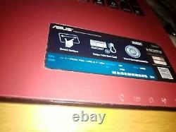 Asus Notebook Laptop X502c 4gb RAM Memory 500gb HDD Space Storage Windows 8.1