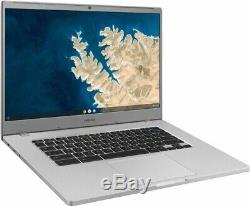 Brand New Samsung 15.6 Chromebook Celeron N4000 4GB RAM 128GB eMMC Memory