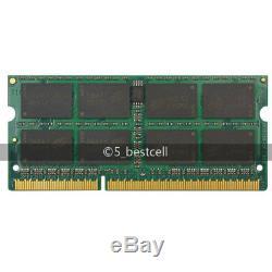 Crucial 16GB DDR3 1600 mhz PC3L-12800s 204Pin 1.35V sodimm Laptop Memory Ram