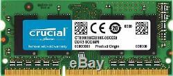 Crucial 30 x 4GB DDR3L 1600Mhz 120GB Laptop RAM Memory Kit