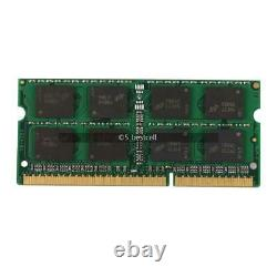Crucial 32GB 2X16GB PC3L-12800S DDR3L 1600 MHz 204PIN SODIMM Laptop Memory Ram