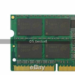 Crucial 32GB 2x 16GB DDR3 1600 MHz PC3L-12800s 1.35V Sodimm Laptop Memory Ram