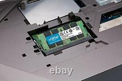 Crucial RAM 32GB Kit 2x16GB DDR4 3200 MHz CL22 Laptop Memory CT2K16G4SFRA32A