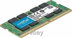 Crucial RAM CT2K8G4SFRA32A 16GB Kit (2x8GB) DDR4 3200 MHz CL22 Laptop Memory