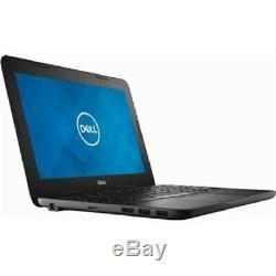 Dell 11.6 Chromebook Intel Celeron 4GB RAM 16GB eMMC Flash Memory Bl