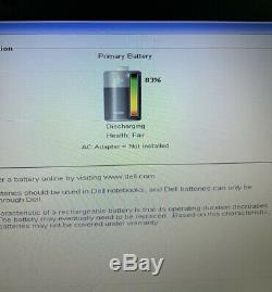 Dell Latitude E6440, INTEL CORE i5 16GB RAM Memory, 500GB HDD, Windows 10 Pro