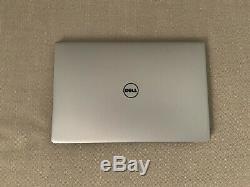 Dell XPS 13 9360 i7 256 GB SSD 8 GB RAM Quad HD Touch Screen