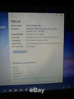 Dell inspiron 15 5555 12GB Ram 1TB Memory