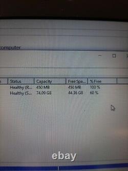 Dell latitude E4310 I7 Windows 10 8 GIG RAM MEMORY