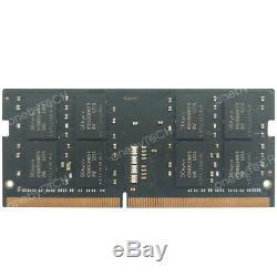 For Hynix 32GB 2x16GB PC4-19200S DDR4 2400MHz PC4-2400T 260Pin Laptop Memory RAM