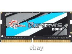 G. SKILL Ripjaws 16GB DDR4 SO-DIMM 2400MHZ F4-2400C16S-16GRS Laptop Memory RAM