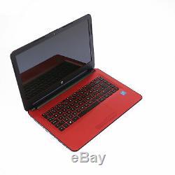 HP 14 14-am078na Notebook 14 Intel N3710 500GB HDD 8GB RAM Memory Win10 WARRANT
