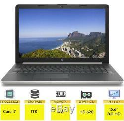 HP 15-da0595sa 15.6 FHD Core i7-7500U 4GB RAM 1TB HDD 16GB SSD Optane Memory